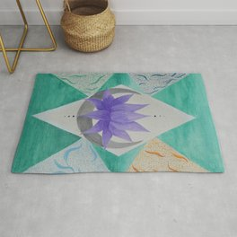 The 4 Elements Rug