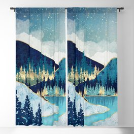 Morning Stars Blackout Curtain