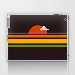 rosso di sera bel tempo si spera Laptop & iPad Skin