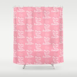My love for you has no explanation Shower Curtain