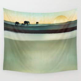 Gentle Journey Wall Tapestry