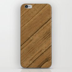 Paldao Wood iPhone & iPod Skin
