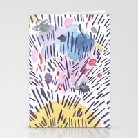 physics Stationery Cards featuring Quantum physics by Dreamy Me