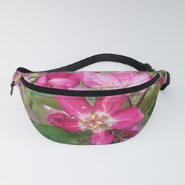 Profusion Crabapple Fanny Pack