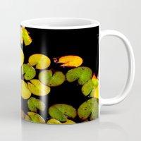 pacman Mugs featuring Pacman by Chris' Landscape Images & Designs