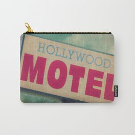 The Hollywood No-Tell Motel Carry-All Pouch