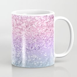 Unicorn Girls Glitter #1 #shiny #pastel #decor #art #society6 Coffee Mug