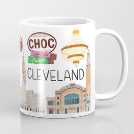 Cleveland Coffee Mug
