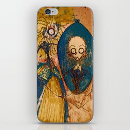 Will and Anne #2 iPhone Skin
