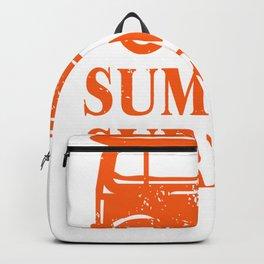 Summer Summer Surfing Backpack