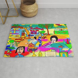 Commitment Rug