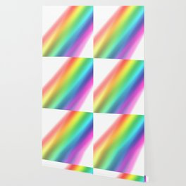 Rainbow Haze Wallpaper
