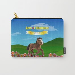 Pono the Polo Pony Carry-All Pouch