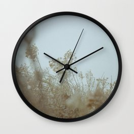 windy thoughts Wall Clock