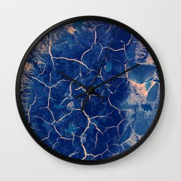 nature paints serie 02 Wall Clock