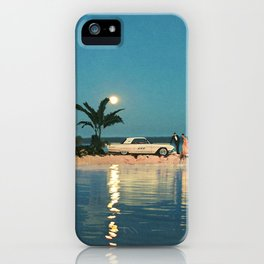 The Reason to Stay Outside iPhone Case