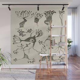 Neuron Cells Wall Mural