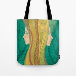 Summer / Dryads Tote Bag