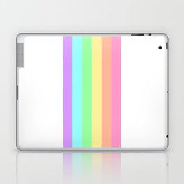 Pastel Rainbow 3 Laptop & iPad Skin