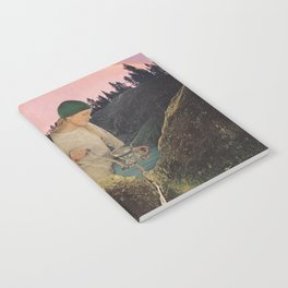 Mineral Spring Notebook