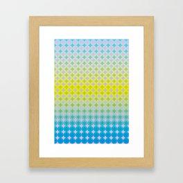 Remixed energy Framed Art Print