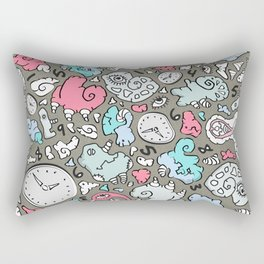 PLAYTIME_B Rectangular Pillow
