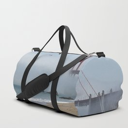 Another Foggy Day In San Francisco Duffle Bag