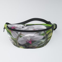 Tropical Orchids Fanny Pack