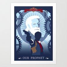 Bioshock Infinite Art Print