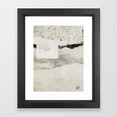 lage Framed Art Print