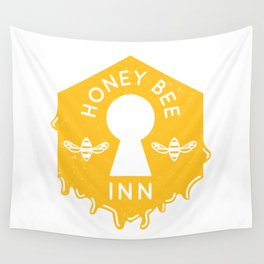 Honeybee Inn (Final Fantasy VII) Wall Tapestry