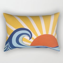 Let Your Sun Shine Rectangular Pillow
