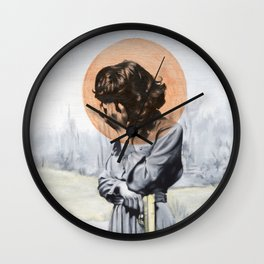 Quiet, I need to think. Wall Clock