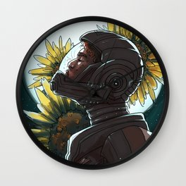 Soul of Earth Wall Clock
