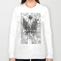 fifth element Long Sleeve T-shirts featuring element by hueroth