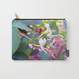 Old Time Honeysuckle Carry-All Pouch