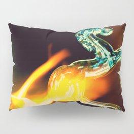 Burning Glass Pillow Sham