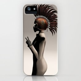 Some Peace iPhone Case