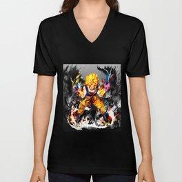 Goku Unisex V-Neck