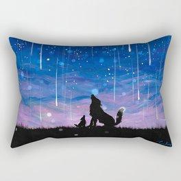 Rewrite the Stars Rectangular Pillow