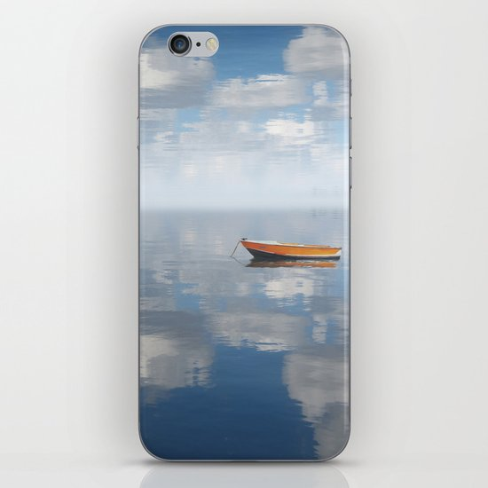 Reflected Shanti iPhone & iPod Skin