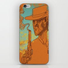 Sharp Shooter iPhone & iPod Skin