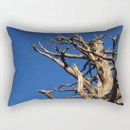The Old Tree Rectangular Pillow