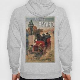 Vintage poster - Automobiles Bayard Hoody
