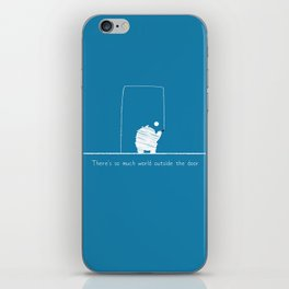 Turn iPhone Skin