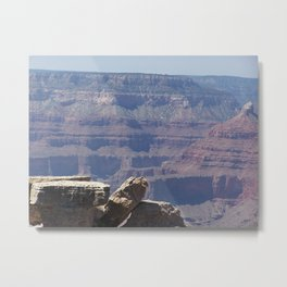 Grand Canyon of mystery Metal Print