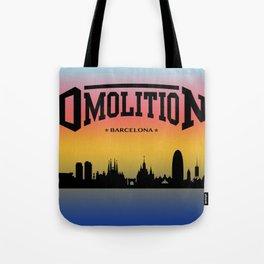 DMolition Sports Tote Bag