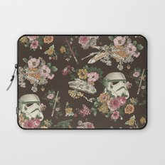 Botanic Wars Laptop Sleeve