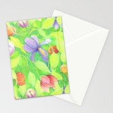 Crayon Love Springtime Stationery Cards