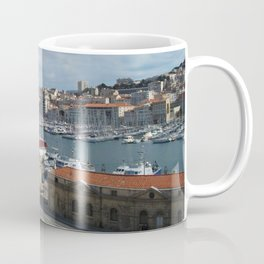 Marseilles Dock Coffee Mug